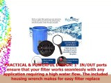 Whole House Water Filter System  Great Water Filter for Whole House or any High Flow