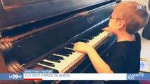 Buzz : Découvrez ce petit garçon de 6ans, malvoyant, qui joue et chante Queen au piano et émeut le monde entier ! Vidéo
