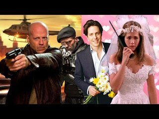 10 actores de cine encasillados en el mismo papel