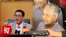 """""""No such thing, no such thing, '' says Tun M"""