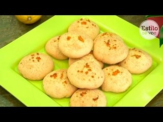 Galletas fáciles de naranja   Tortas murcianas