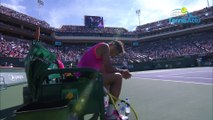 """ATP - Indian Wells 2019 - Rafael Nadal, blessé au genou, n'a """"aucune garantie"""" de pouvoir jouer sa demie contre Roger Federer"""