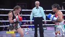 Vissia Trovato vs Erika Cruz Hernandez (08-03-2019) Full Fight 720 x 1280