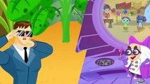 Paw Patrol - Retour à l'école ÉCHOUE pour les enfants & Roues d'un bus de la chanson et comptines!