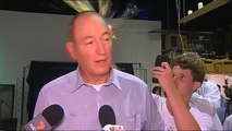 Après ses propos islamophobes, un sénateur australien reçoit un œuf sur la tête