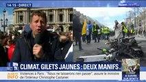 """Yannick Jadot (EELV) sur la manifestation pour le climat et celles des gilets jaunes: """"Fin du mois, fin du monde c'est le même combat"""""""