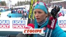 Aymonier «Je n'étais pas là, je ne comprends pas» - Biathlon - Chm (F)