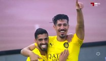 But de Baghdad Bounedjah vs Al Sailiya