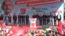 İzmir-Chp Lideri Kılıçdaroğlu Ödemiş Mitinginde Konuştu-