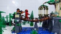 LEGO Ninjago s 8 fll Mini Series STOP MOTION LEGO Ninjago eps COMPILATION   By LEGO Worlds