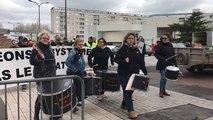 La marche pour le climat rassemble 550 personnes dans les rues saint-loises