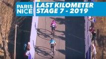 Last Kilometer / Dernier kilomètre - Étape 7 / Stage 7 - Paris-Nice 2019