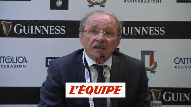 Brunel «On n'a pas su contrecarrer leur plan» - Rugby - Tournoi des 6 nations - Bleus