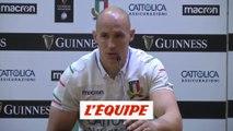 Parisse «De la frustration et de l'incompréhension» - Rugby - Tournoi - ITA