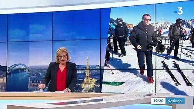 """""""Gilets jaunes"""" : scènes de chaos sur les Champs-Élysées"""