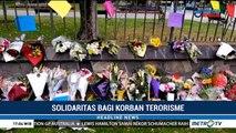 Karangan Bunga dan Pesan Dukungan untuk Korban Penembakan di Selandia Baru