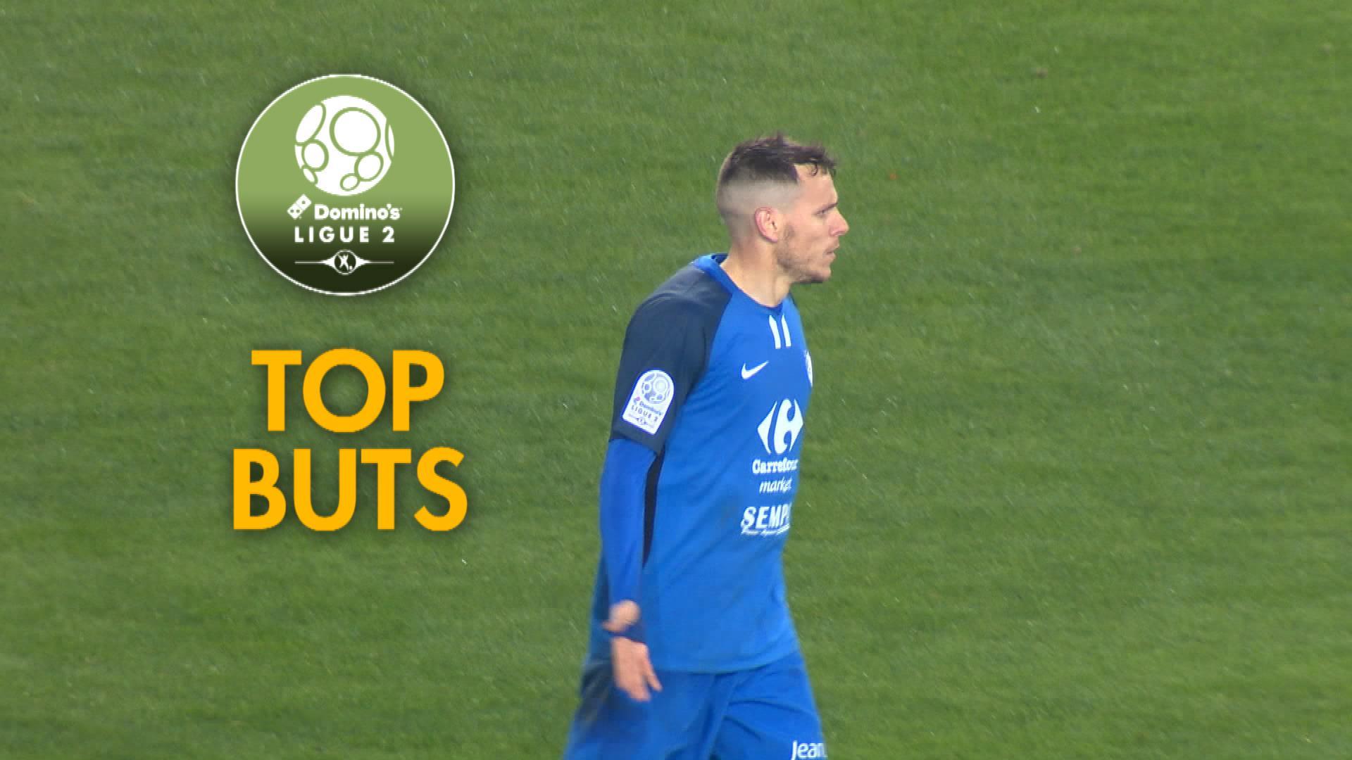 Top buts 29ème journée – Domino's Ligue 2 / 2018-19
