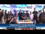Perayaan Ulang Tahun Pertama Medcom.id