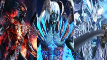 Devil May Cry 5 - All Character Transformations (Dante, V, Nero, Vergil) - VIDEO GAME 2019