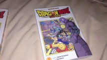 Dragon Ball Super Manga Vol. 2 Unboxing