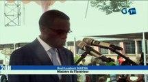 RTG - Présentation du plan de développement de la ville de Ntoum par les autorités