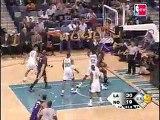 Lakers 109, Hornets 80 (F)01-09-08 Kobe Bryant scored 19 poi