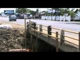 Jembatan Kali Anyar Pantura Tegal Diperbaiki, Jalur Selatan Macet