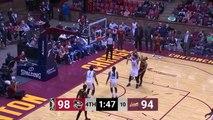 Jaron Blossomgame (17 points) Highlights vs. Erie BayHawks