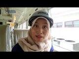 #VLOGekspedisiramadan - Melihat Kereta Api Kelas Ekonomi Rasa Bisnis