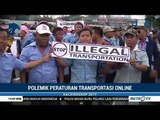 Kaleidoskop Sosial 2017: Polemik Peraturan Transportasi Online