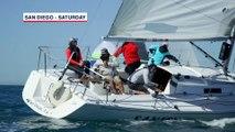 2019 Helly Hansen NOOD Regatta San Diego: Saturday Sailing Highlights