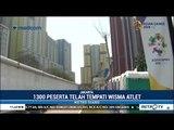 39 Negara Kontingen Asian Games Sudah Tempati Wisma Atlet Kemayoran