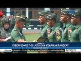 Sip ! Ada Bonus Tambahan Prajurit TNI Peraih Medali Asian Games