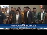 Seluruh Sekjen 9 Parpol Koalisi Jokowi Berkumpul