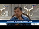 JK: Jokowi-Ma'ruf Amin Saling Melengkapi