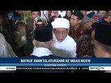 Ma'ruf Amin Mengaku Ditunjuk Mbah Moen Jadi Cawapres Jokowi