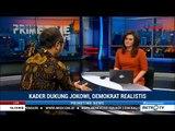 Maksud Demokrat Izinkan Kader Dukung Jokowi-Ma'ruf
