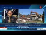 Kerja Besar Membangun Ulang Lombok Pasca Gempa
