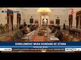 Jokowi Kumpulkan Konglomerat Muda Ajak Memajukan Indonesia