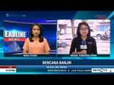 Banjir Sumatera Utara : Pelayanan Kantor Desa Di Langkat Pindah