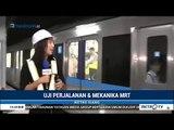 Akhirnya MRT Jakarta Uji Coba !
