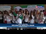 "Semakin Mantap ! Relawan Nusantara & ""Kita Jokowi"" Deklarasi Dukung Jokowi-Ma'ruf"