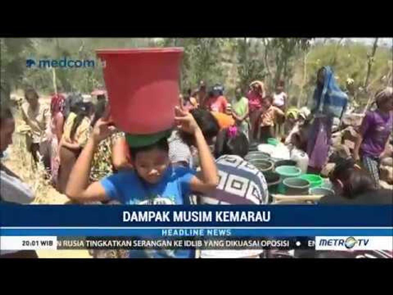 Air Langka, Warga Situbondo Antre Air Bersih