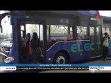 Siapa Sangka Bus Listrik Yang Antar Pulang Atlet Asian Games Buatan Indonesia