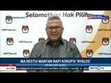 KPU Terkejut dengan Putusan MA 'Eks Napi Koruptor Nyaleg'