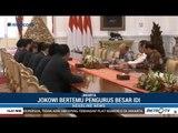 Jokowi Mendengar Usul IDI Soal Defisit BPJS Kesehatan