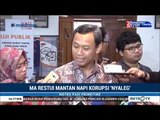 MA Restui Mantan Napi Korupsi Nyaleg