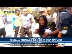 Duh Pengungsi Gempa Sulteng Mulai Terserang Penyakit
