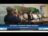 DPR: Pindahkan Lapangan Tembak Senayan, Atau Dibuat Dibawah Tanah