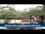 Melihat TKP Peluru Nyasar di Lapangan Tembak Senayan